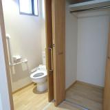 別タイプ居室トイレ